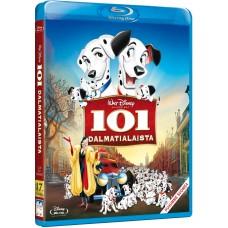 DISNEY KLASSIKKO 17 - 101 DALMATIALAISTA - Blu-ray