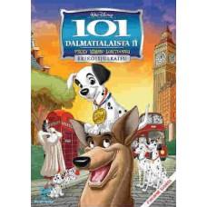 101 Dalmatialaista 2 - Pikku Kikero Lontoossa