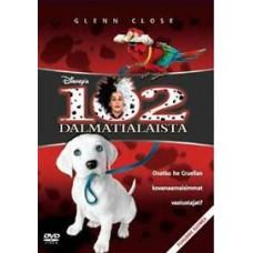 102 Dalmatialaista (Live Action)