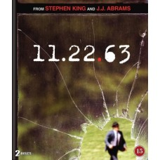 11.22.63 (2016) - Blu-ray