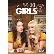 2 Broke Girls - Kausi 2