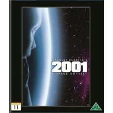 2001: AVARUUSSEIKKAILU - Blu-ray