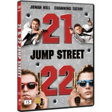 21 JUMP STREET + 22 JUMP STREET BOX (2 disc)