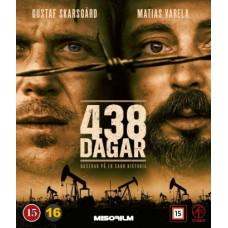 438 DAYS - 438 DAGAR - Blu-ray
