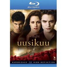 Twilight (2) - Uusikuu blu-ray