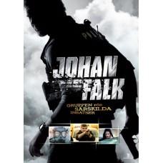 Johan Falk (1) - Erikoisyksikkö
