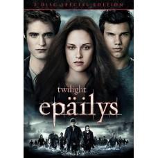 Twilight (3): Epäilys