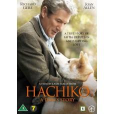 Hachiko - Tarina uskollisuudesta