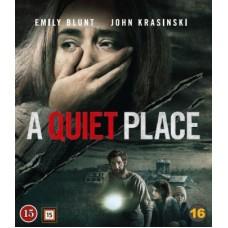 A QUIET PLACE - HILJAINEN PAIKKA - BLU-RAY