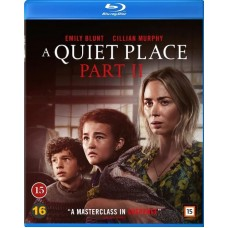 A QUIET PLACE PART II - HILJAINEN PAIKKA OSA 2 - Blu-ray