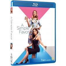A SIMPLE FAVOUR - MISSÄ ON EMILY? - Blu-ray