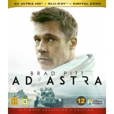 AD ASTRA - 4K ULTRA HD + BLU-RAY