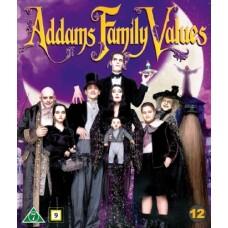 ADDAMS FAMILY VALUES - BLU-RAY