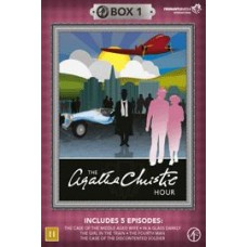AGATHA CHRISTIE HOUR - BOX 1