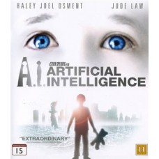 A.I. - Artifical Intelligence - Blu-ray