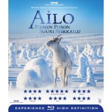 AILO - PIENEN PORON SUURI SEIKKAILU - Blu-ray