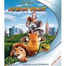 DISNEY KLASSIKKO 46 - AIVAN VILLIT - Blu-ray