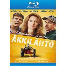 Äkkilähtö - Blu-ray