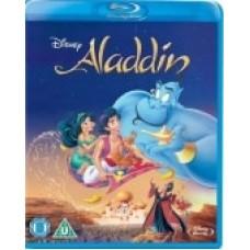 DISNEY KLASSIKKO 31 - ALADDIN - Blu-ray