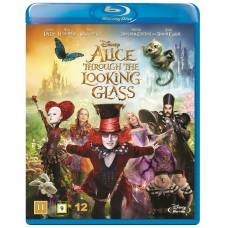 Liisan Seikkailut Peilimaailmassa - Blu-ray