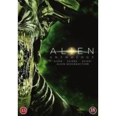 ALIEN ANTHOLOGY BOX (4 disc)