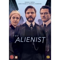 THE ALIENIST - KAUSI 1