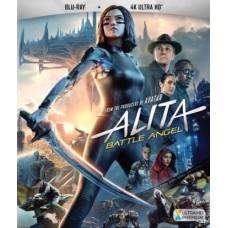 ALITA - BATTLE ANGEL - 4K ULTRA HD + BLU-RAY