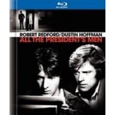 ALL THE PRESIDENTS MEN - PRESIDENTIN MIEHET - Blu-ray