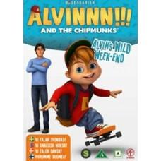 Alvinnn!!! ja Pikkuoravat Vol 8 - Villi Viikonloppu
