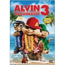 Alvin ja pikkuoravat 3