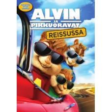 Alvin ja pikkuoravat 4: Reisussa