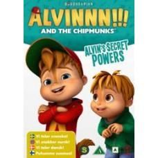 Alvinnn!!! ja Pikkuoravat vol 4 - Alvinin Taikavoimat