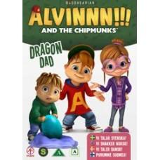 Alvinnn!!! ja Pikkuoravat Vol 7 - Lohikäärmeen Muna