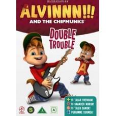 Alvinnn!!! ja Pikkuoravat Vol 9 - Tuplasti Pulassa