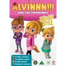 Alvinnn!!! ja Pikkuoravat vol 6 - Kenellä On Tyyliä