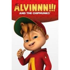 Alvinnn!!! ja pikkuoravat vol 1 - Alvinin villit seikkailut