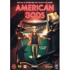 AMERICAN GODS -KAUSI 2