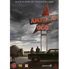 AMERICAN GODS - KAUSI 1