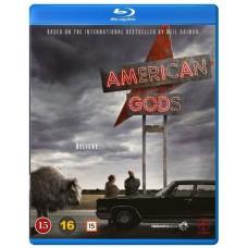 AMERICAN GODS - KAUSI 1 - Blu-ray