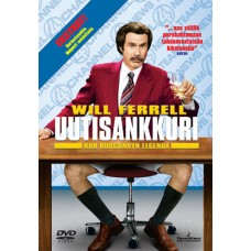 Anchorman - Uutisankkuri: Ron Burgundyn legenda