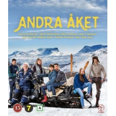 ANDRA ÅKET - TOINEN KIERROS - KAUSI 1 - Blu-ray