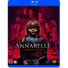 ANNABELLE 3 - COMES HOME - Blu-ray