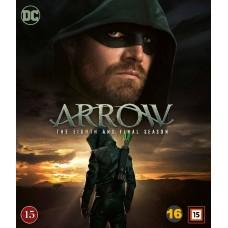 ARROW - KAUSI 8 - Blu-ray