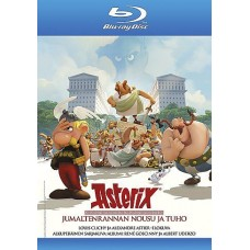 Asterix: Jumaltenrannan nousu ja tuho - Blu-ray