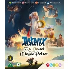 ASTERIX JA TAIKAJUOMAN SALAISUUS - Blu-ray