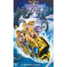 Atlantis - Milon Paluu