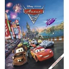 PIXAR KLASSIKKO 12 - AUTOT 2 - Blu-ray