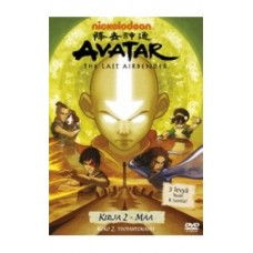 AVATAR: THE LAST AIRBENDER - KIRJA 2