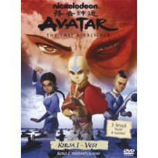 AVATAR: THE LAST AIRBENDER - KIRJA 1