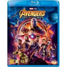 AVENGERS - INFINITY WAR - Blu-ray